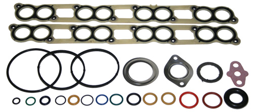 Gaskets to Restore Entire Intake Manifold & Turbo w/All New Seals,Gaskets,Orings