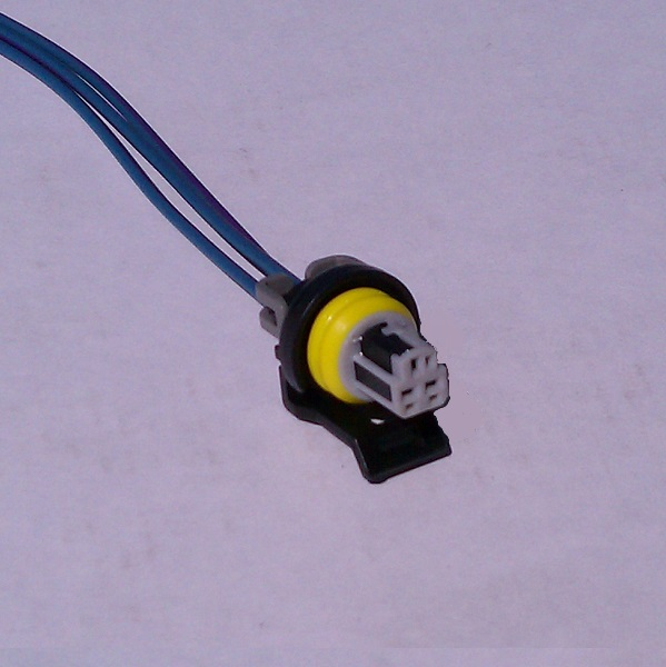Injection Control Pressure Sensor ICP Pigtail All 6.0 Ford F250, F350, F450, F550 Powerstroke 6.0 International VT365