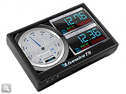 SCT Livewire TS Power Programmer Tuner w/Innovative Custom Tunes 2003-2007 Ford 6.0 F250,F350, F450, F550