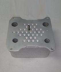 IPR OEM Oil Cooler for 08-10 6.4 Powerstroke F250, F350, F450, F550