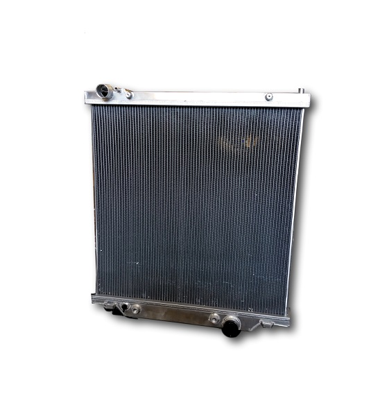 "IPR Extreme Duty 3"" Thick Aluminum Radiator 2004-2007 F250, F350, F450, F550/International VT365 Excursion"