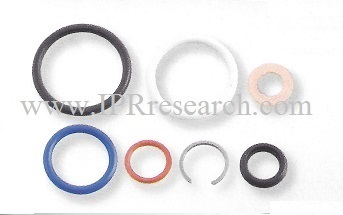 Ford 6.0 Diesel Fuel Injector Oring Rebuild Kit