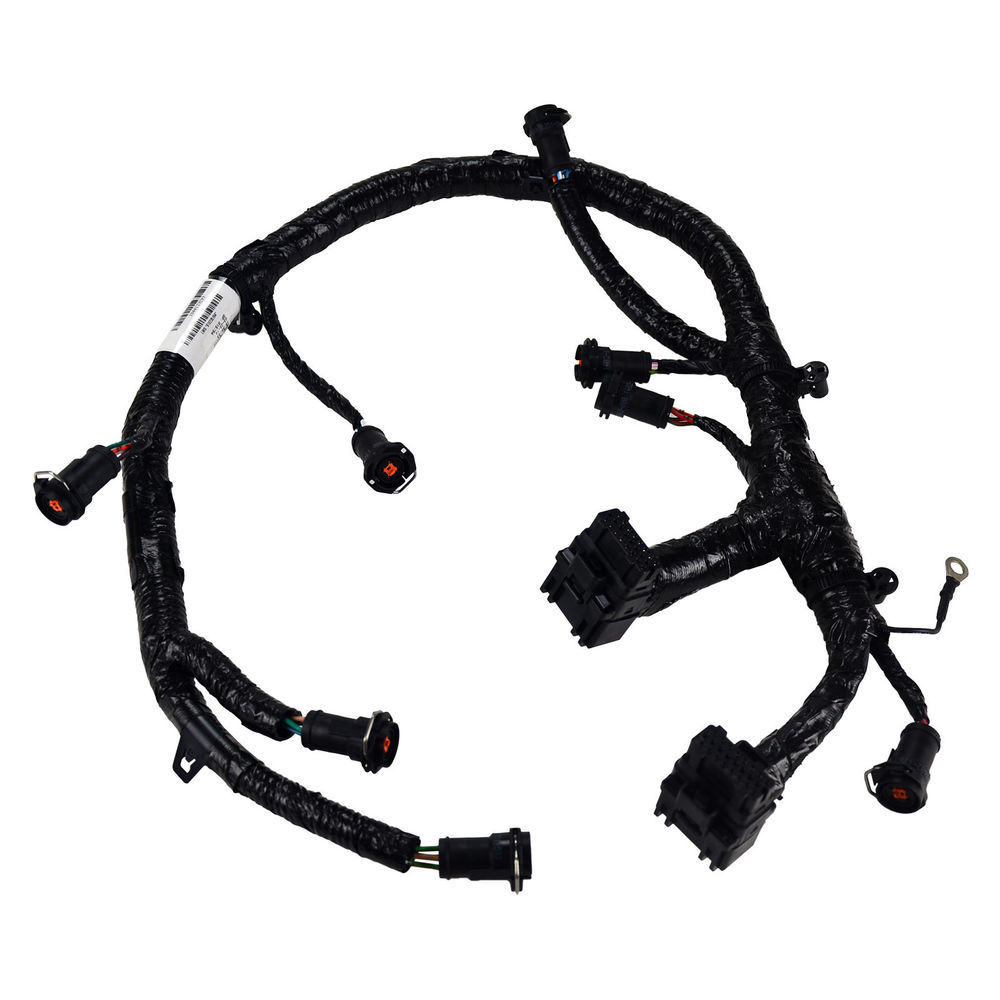 FICM Connector ford injector ficm harness 2004 2007 6 0 powerstroke f250,f350 2003 ford f250 fuel injector wiring harness at crackthecode.co
