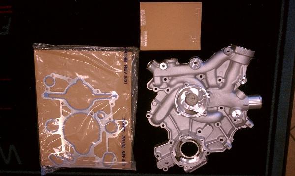 Ford 6.0 Oil Pump Production Date July 04-Dec 2012  F250, F350, F450, F550/International VT365