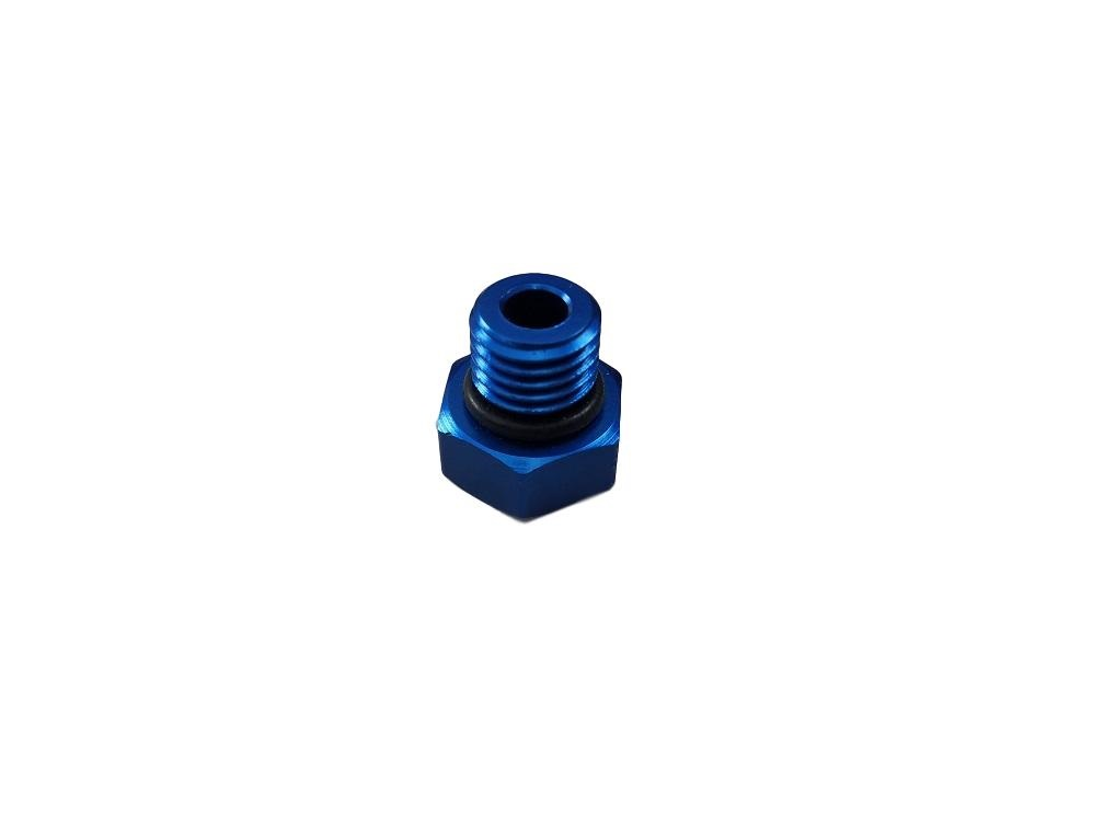 IPR Metric to 1/8NPT Adapter Oil Bypass Fitting