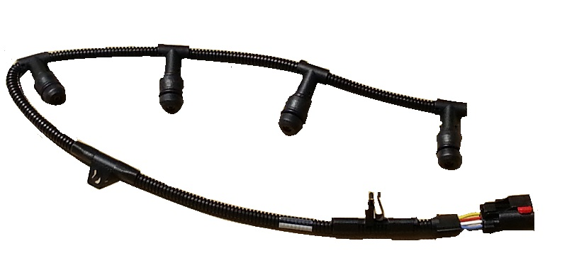 Ford Glow Plug Harness Passenger Right Side 2004 11504 123104 Rhiprresearch: 7 3 Powerstroke Glow Plug Harness At Gmaili.net