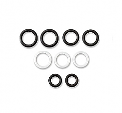IPR Updated Stand Pipe & Rail Plug Oring Rebuild Kit Ford 6.0 04-07