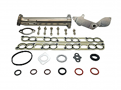 IPR GEN2 EGR Delete Kit, Includes Intake Gasket Kit for all 2005-2007 Ford Powerstroke 6.0 will fit F250, F350, F450