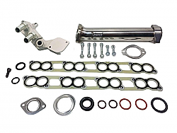 IPR GEN3 EGR Delete Kit, Includes Intake Gasket Kit for all 2005-2007 Ford Powerstroke 6.0 will fit F250, F350, F450