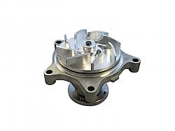 IPR Billet Aluminum Impeller Water Pump 2008 to 2010 6.4 F250, F350, F450, F550