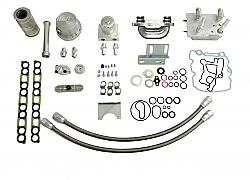 IPR External Oil Cooler Kit for Ford 6.0 Powerstroke