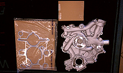 Ford 6.0 Oil Pump Production Date Oct 03-Jun 04 F250, F350, F450, F550/International VT365