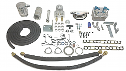 IPR External Oil Cooler Kit for Ford 6.4 Powerstroke