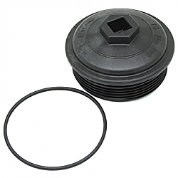 FORD Fuel Filter Cap 2003-2007 F250, F350, F450, F550 Powerstroke 6.0 International VT365