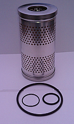 IPR Oil Filter For Use With V2 Oil Filter Cap/External Oil Cooler Kit for Ford 6.4