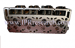 FORD Cylinder head core deposit
