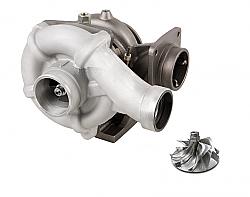 Remanufactured Turbo Charger Low Pressure w/Billet Compressor Wheel 2008-2010 F250, F350, F450, F550 Powerstroke 6.4