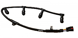 Ford Glow Plug Harness Driver Left Side 2004 1/15/04 - 12/31/04 6.0 Powerstroke F250,F350,F350,F450, F550